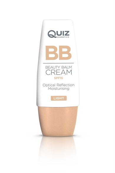 Quiz BB Krem Fondöten Nemlendirici Tonik Özellikli - BB Cream Foundation Spf 15